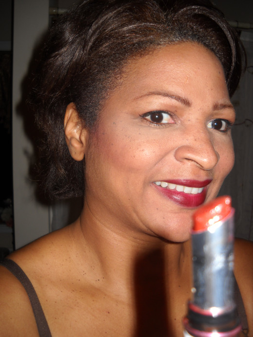 lipstick for color, lips, eyes, & cheeks
