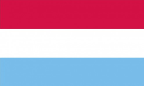 Flag of Luxembourg