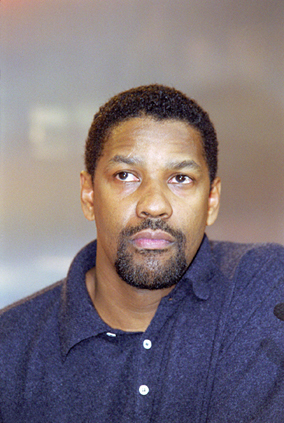 Two-time Oscar winner, actor Denzel Washington, has portrayed many lovable heroic characters in a variety of motion pictures.