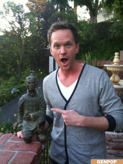 You're telling me you don't want NPH to be happy???