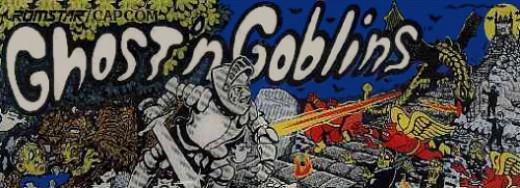 1985's Ghosts N Goblins