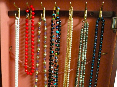 Check your stash of costume jewelry or the local thrift store for gypsy costume jewelry.