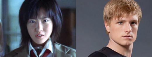 Peeta Mellark vs. Noriko Nakagawa