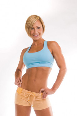 Female Fitness Models and Female Fitness Competitors 2