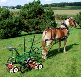 Gang Mowers for horse pull but also ATV and tractor pull
