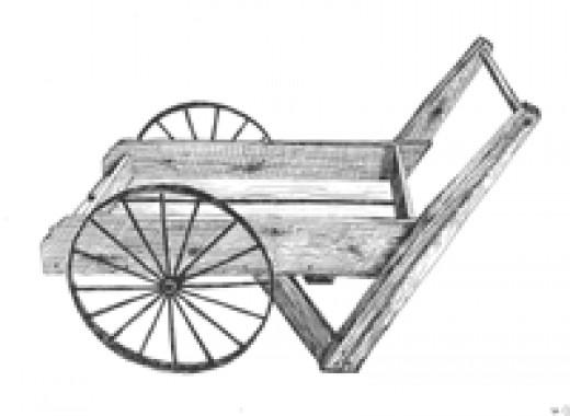 Peddler cart hardware and plans