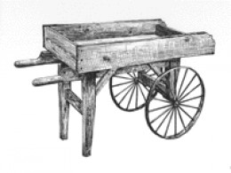 Vendor cart hardware and plans