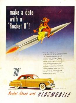 Rocket 88 magazine ad