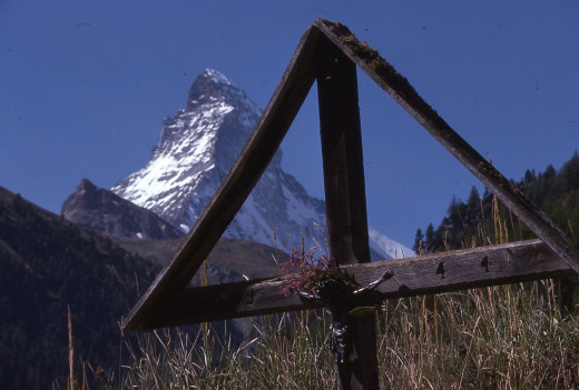The Matterhorn - near Zermatt, Switzerland