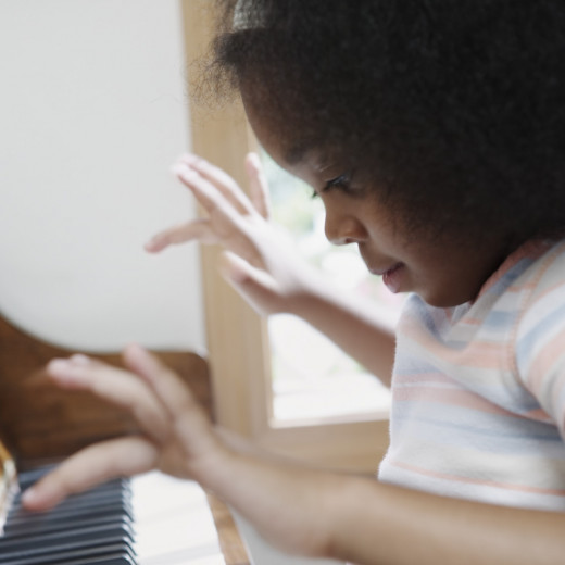 A gently used piano or restored piano is an excellent choice for your child's lessons!