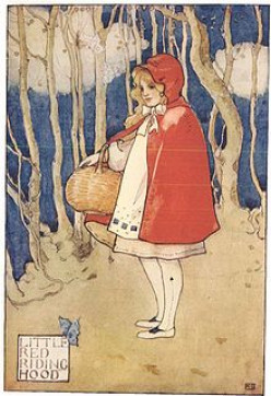 The History of Little Red Riding Hood