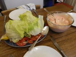 Delicious Prawn Cocktail Salad Recipe