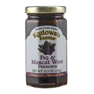 FIg & Muscat Wine Preserves