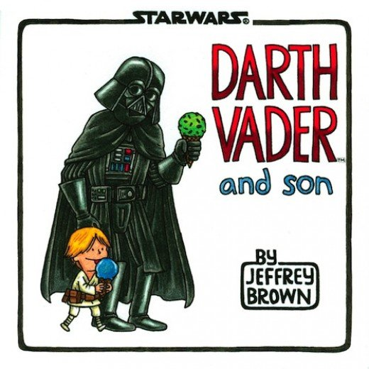 Cover of Darth Vader and Son by Jeffery Brown