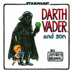 Darth Vader and Son by Jeffrey Brown Review