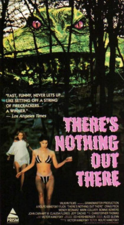 John's Horror Banana-nanza Episode Fifty-Three : There's Nothing Out There