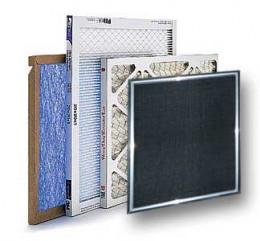 Custom air filter types