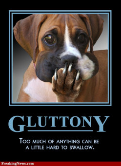 Glutton for Punishment?