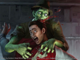 Zombie games are a great way to get the undead stirring