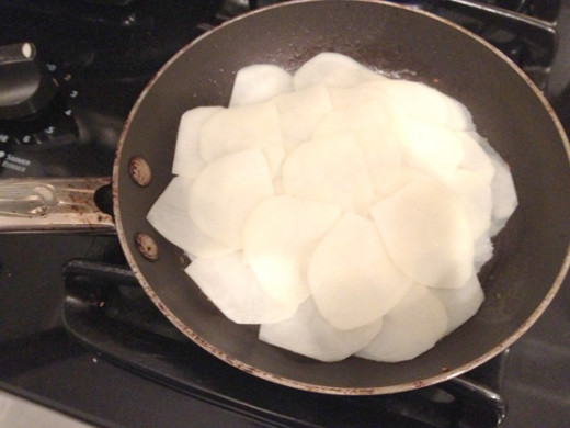 An inexpensive non-stick pan is a must-have tool in any kitchen.