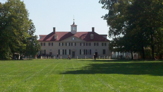 Mt. Vernon, George Washington's estate