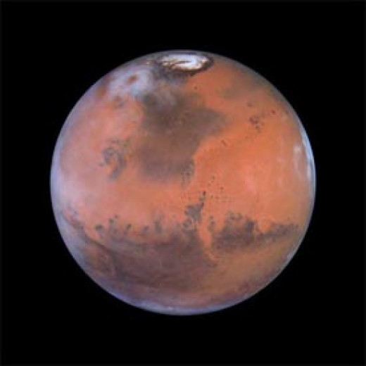Google Mars Images | How To Use Google Sky