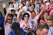 Walkers for Breast Cancer