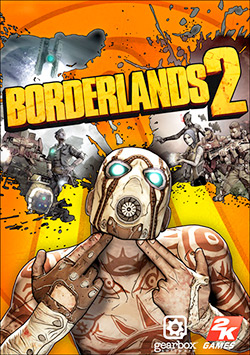 Box art for Borderlands 2