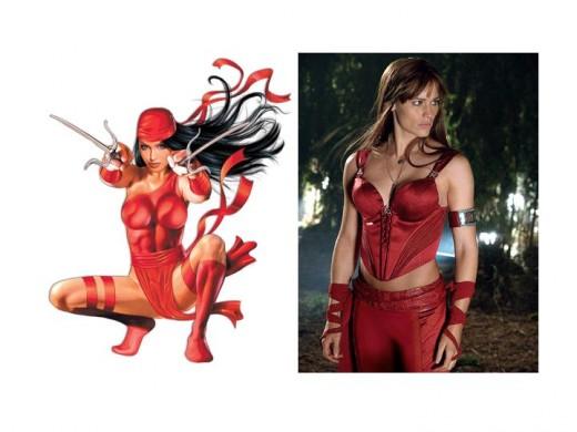 Elektra / Jennifer Garner