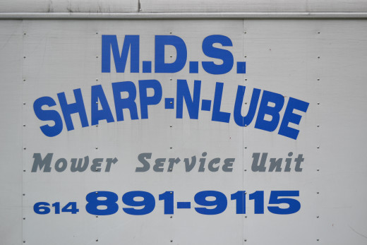 Give M.D.S. Sharp-N-Lube a call!