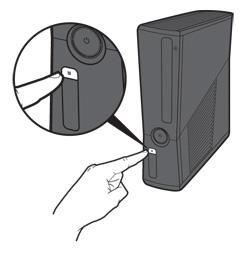 Xbox elite connection button