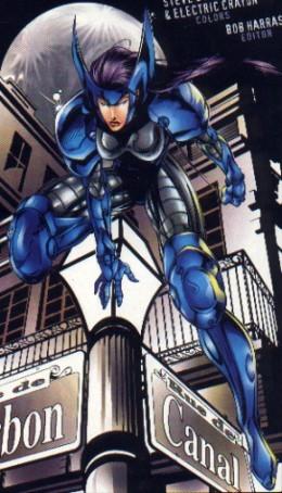Psylocke Battle Armor