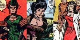 Black Widow KGB Spy but no costume