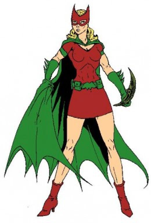 Bette Kane as Bat-Girl