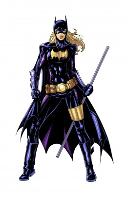Stephanie Brown Batgirl Costume
