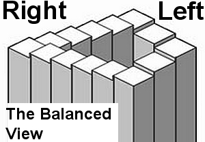 Balance is a myth - its always tilted by biases, backgrounds and viewpoints.