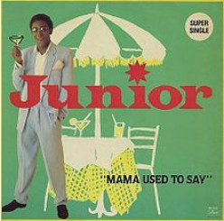 "Junior's Classic, Old School R&B Album ""Ji"" Rereleased on CD in US"