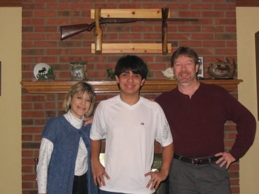 Donna, Vini, and Tony