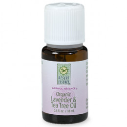 pic of tea tree and lavender oil