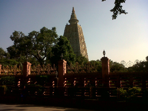 MahaBodhi Temple, Gaya, Bihar, India