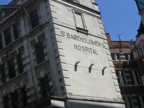 ST BARTHOLOMEW HOSPITAL