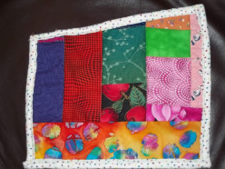 Quilting with Children