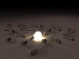 Light Bulb by David Castillo