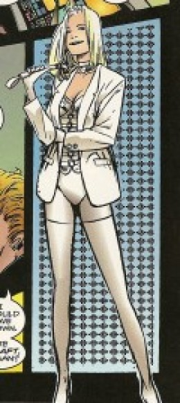Emma Frost Generation X Teacher Costume