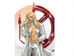 Emma Frost X-Men Costume