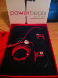 Product Review for PowerBeats In Ear Headphones by Dr. Dre and Monster