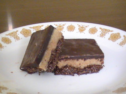 Raw Food Nanaimo Bar Recipe
