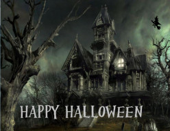 The Halloween Scare Poem