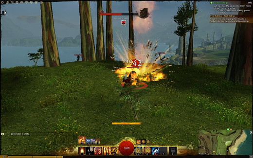 Scepter Fire Attunement Dragon's Tooth spell
