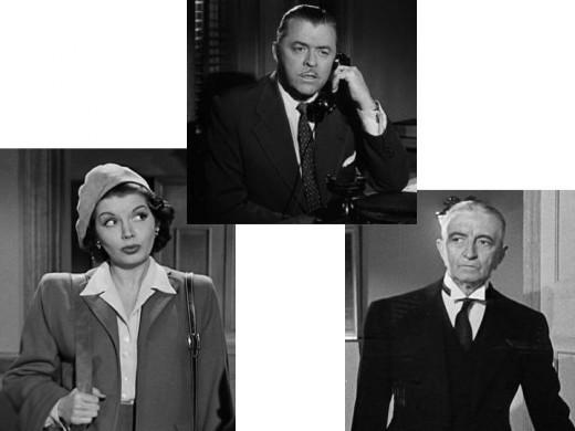Jane Adams as Vicki Vale Lyle Talbot as Commissioner Jim Gordon Eric Wilton as Alfred Pennyworth